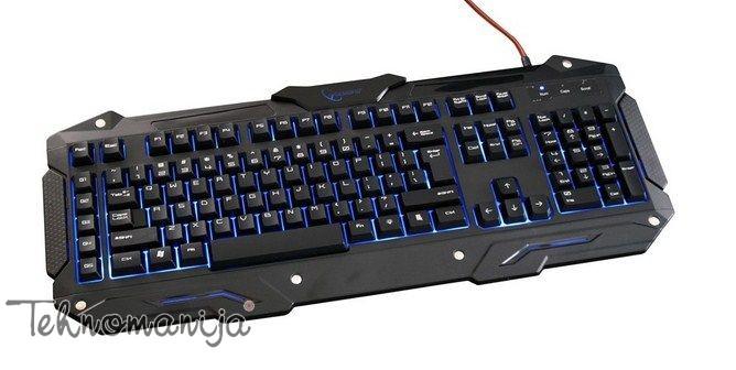 GEMBIRD gejmerska tastatura sa osvetljenjem KB UMGL 01