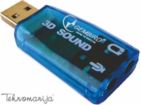 GEMBIRD USB zvučna kartica 5.1 CMP SOUNDUSB13