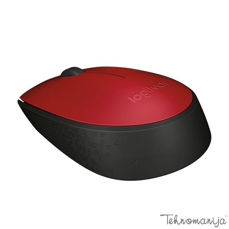 LOGITECH miš M171 RED