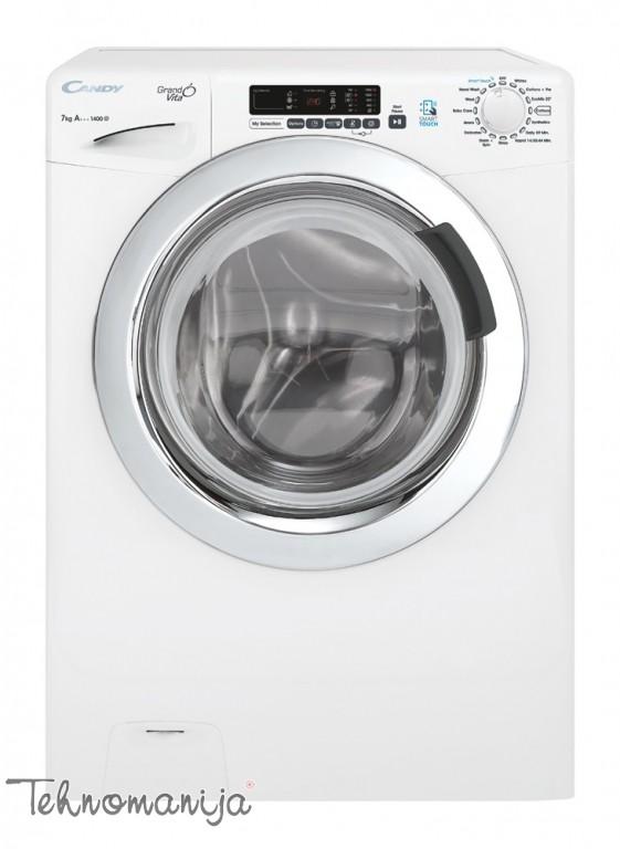 CANDY Mašina za pranje veša GVS4 137 DWC3