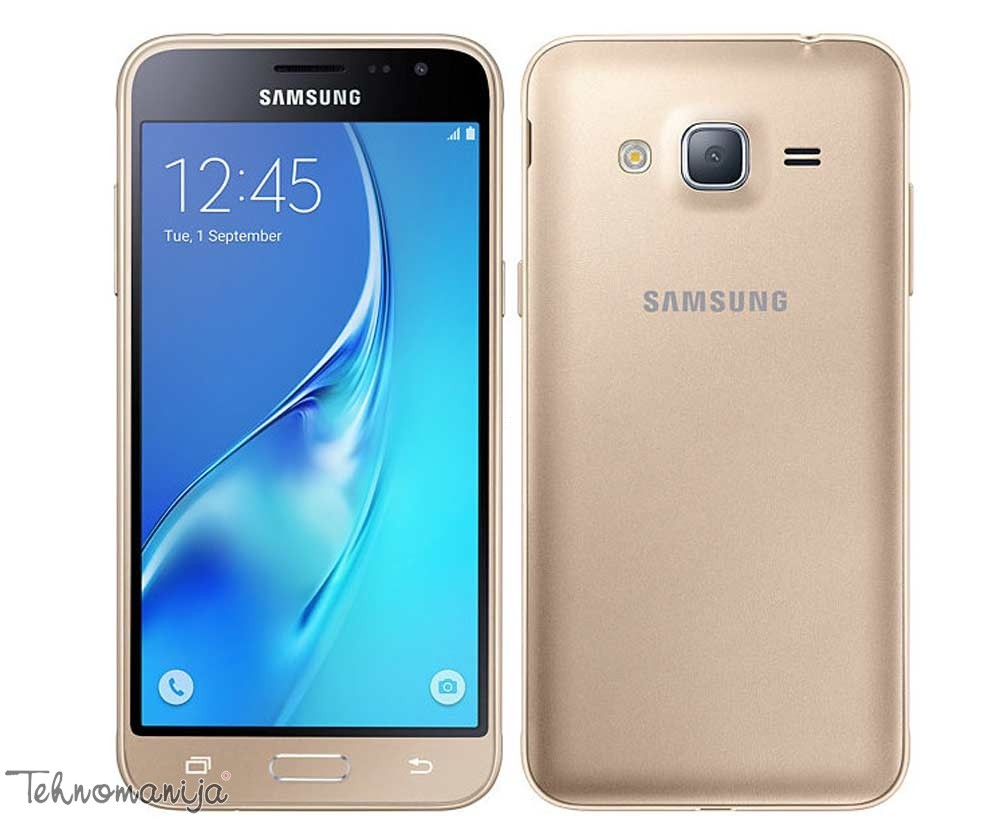 SAMSUNG Galaxy J3 J320 GOLD DS