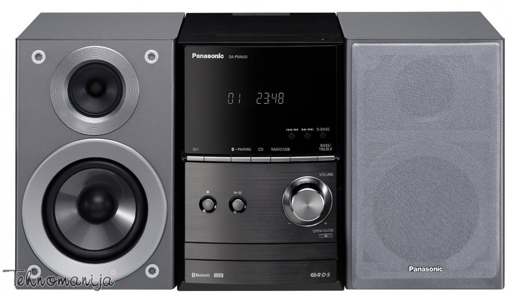 PANASONIC Mini linija SC PM600EG S