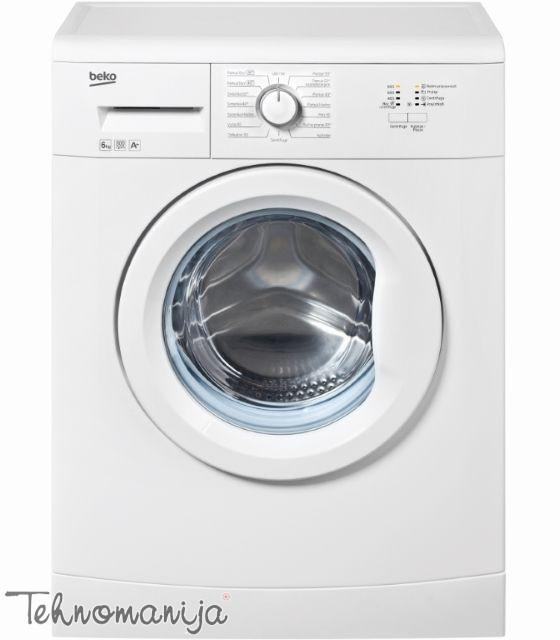 BEKO Mašina za pranje veša WRE 6400 B