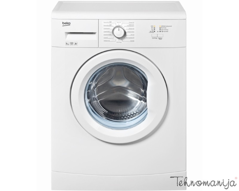 BEKO Mašina za pranje veša WRE 6500 B