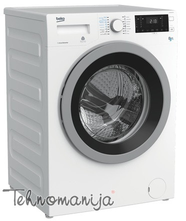 BEKO Mašina za pranje i sušenje veša HTV 8633 XS0