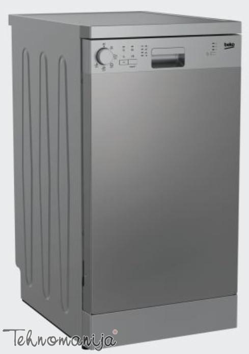 BEKO Mašina za pranje sudova DFS 05011 X