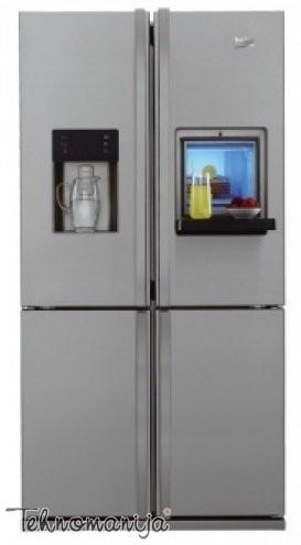 BEKO Side by side frižider GNE 134621 X, Neo Frost