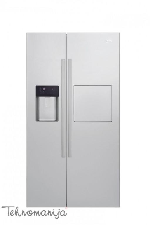 BEKO Side by side frižider GN 162420 X, Neo Frost