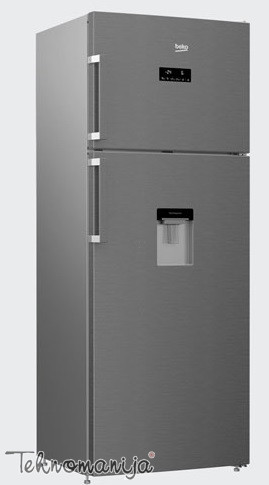 BEKO Kombinovani frižider RDNE 455 E32 DZX, Neo Frost