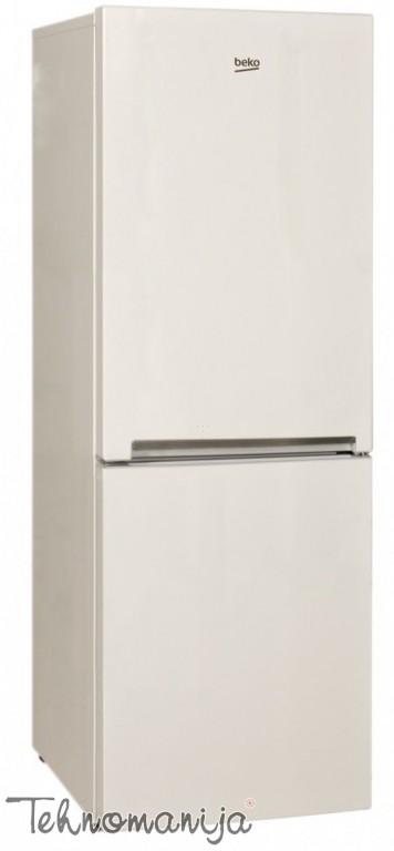 BEKO Kombinovani frižider RCSA 365 K20 W, Samootapajući