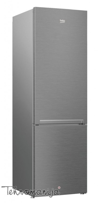 BEKO Kombinovani frižider RCSA 400 K20 X, Samootapajući