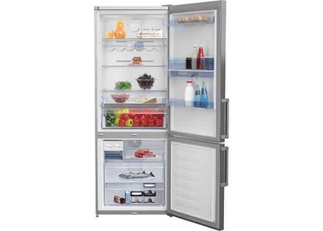 BEKO Kombinovani frižider RCNE 520 E31 DZX, Neo Frost
