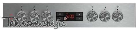 BEKO Električni šporet FSE 67310 GX, Ventilatorska rerna