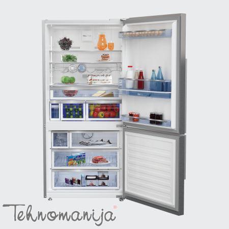 BEKO Kombinovani frižider CN 161230 DX, Neo Frost