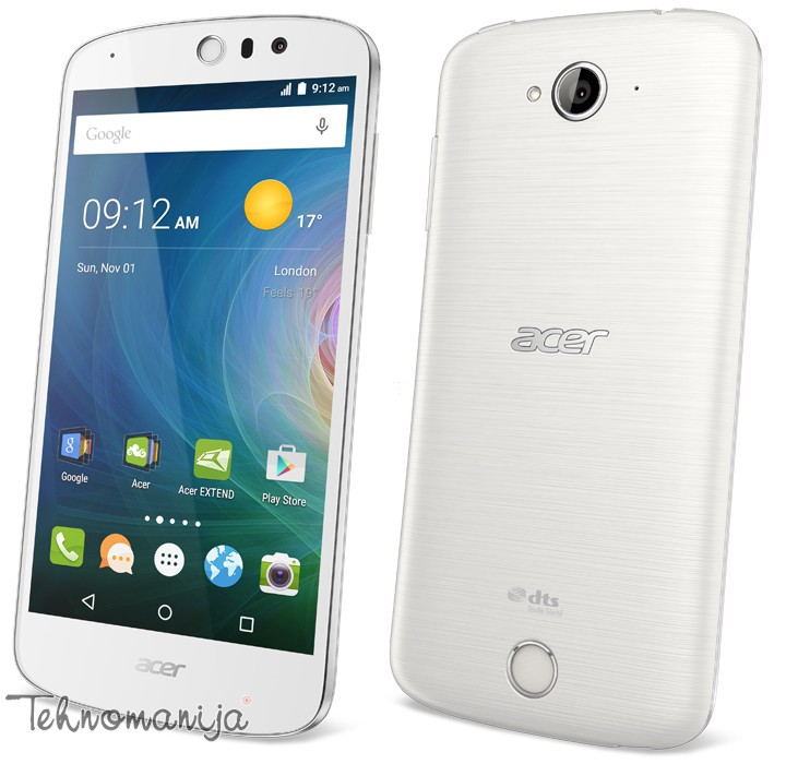 ACER Aspire telefon mobilni LIQUID Z530WH DS