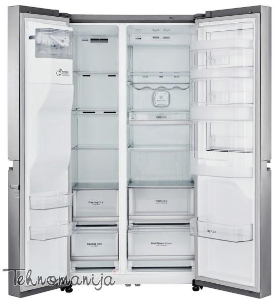 LG Side by side frižider GSJ 960NSBZ, Total No Frost