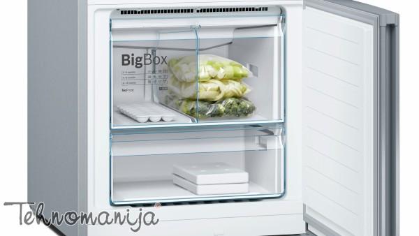 BOSCH Kombinovani frižider KGN 56XL30, No Frost