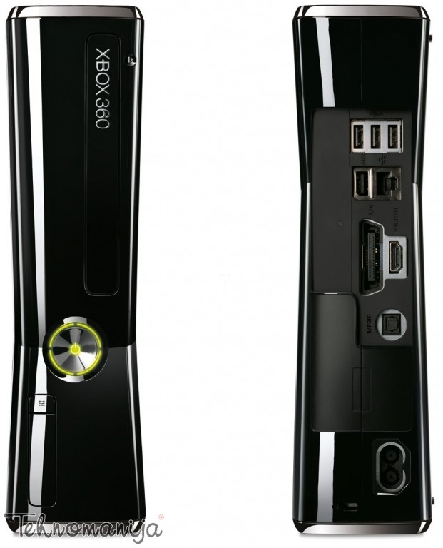 MICROSOFT XBOX 360 Slim Konzola  250GB