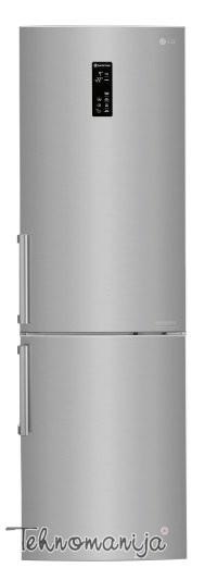 LG Kombinovani frižider GBB 59PZFZB, Total No Frost