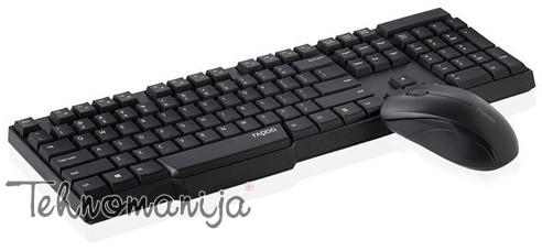 RAPOO tastatura+miš RP 15896