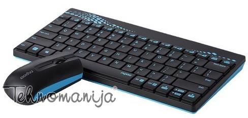 RAPOO tastatura+miš RP 15892