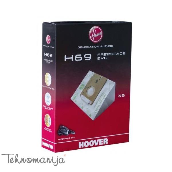 HOOVER Kese za usisivač H 69