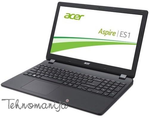 ACER aspire notebook ES1 571 P8JT