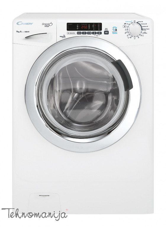 CANDY Mašina za pranje veša GVS 149 DWC3