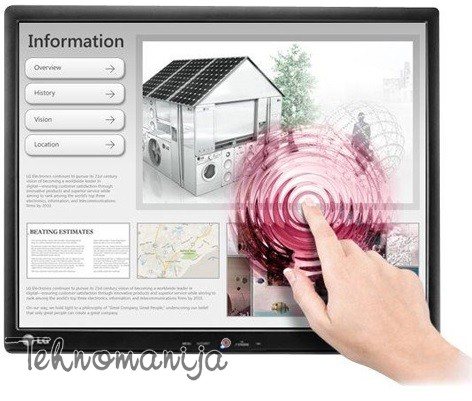 LG monitor 17MB15TB