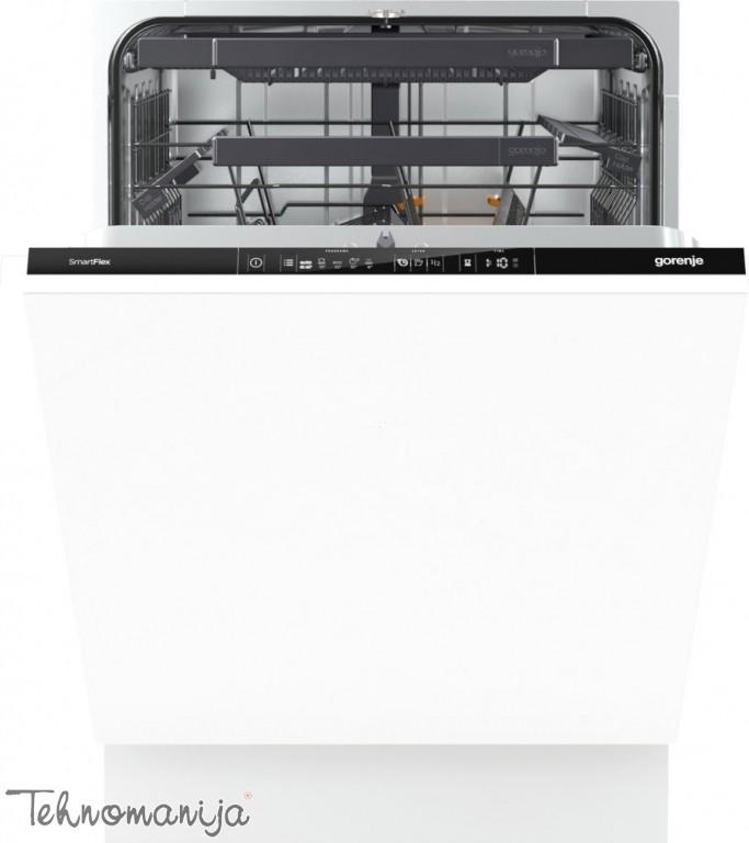 GORENJE Mašina za pranje sudova GV 6416, Ugradna