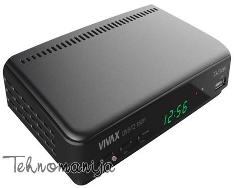 VIVAX set top box DVB T2 154