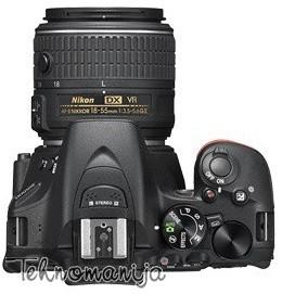 NIKON foto aparat D5500 CRNSET 1855VR