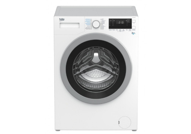 BEKO Mašina za pranje i sušenje veša HTV 8733 XS0