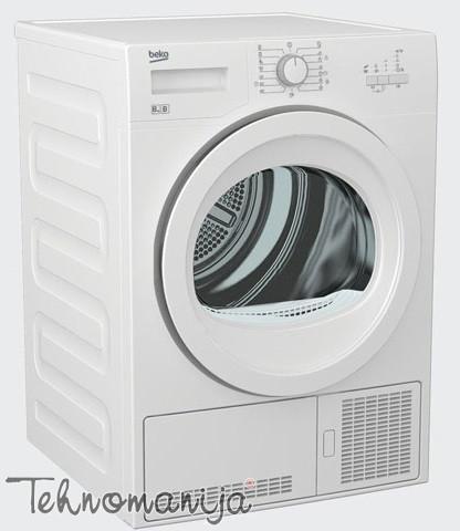 BEKO Mašina za sušenje veša DCY 8202 GB5, Kondenzatorska