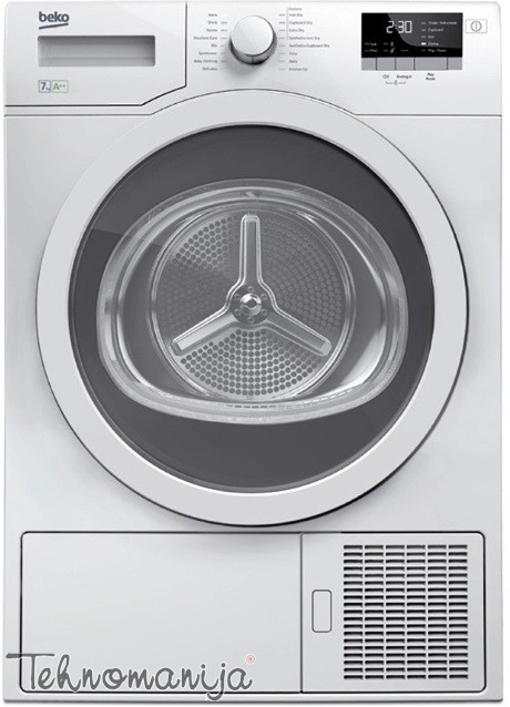 BEKO Mašina za sušenje veša DPY 7405 GXHB3, Toplotna pumpa