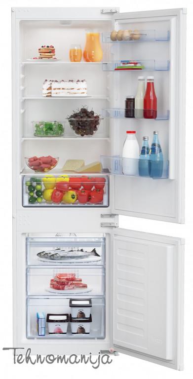 BEKO Ugradni frižider BCHA 275 K 2S, Polu Neo Frost