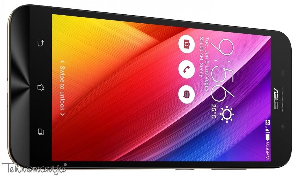 ASUS ZENFONE Max ZC550KL BLACK 16GB