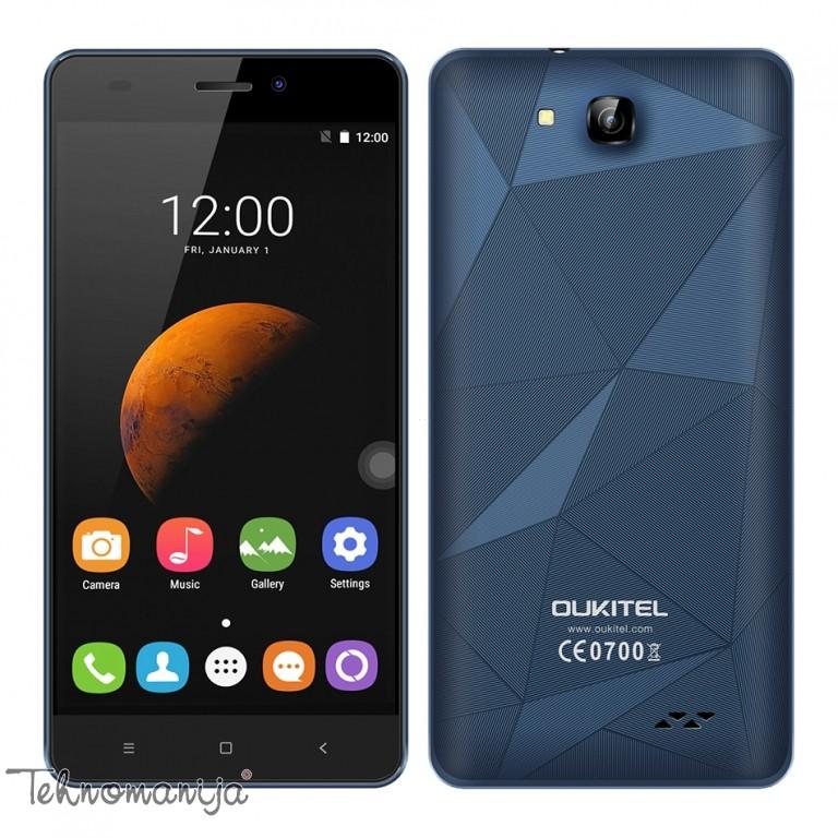 OUKITEL Telefon mobilni C3 DARK BLUE, 1GB, 5 Mpix