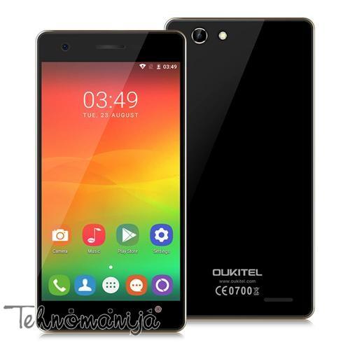 OUKITEL telefon mobilni C4 BLACK