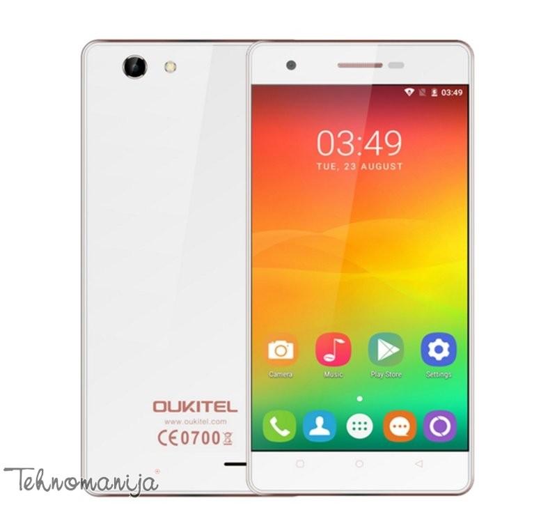 OUKITEL telefon mobilni C4 WHITE