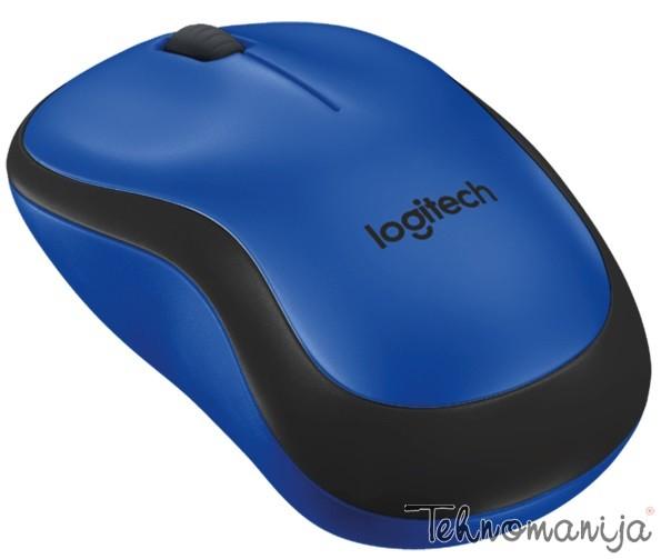 LOGITECH miš M220 BLUE