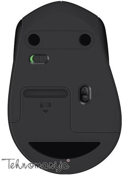 LOGITECH miš M330 BLACK