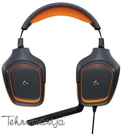 LOGITECH slušalice za računar G231 PRODIGY
