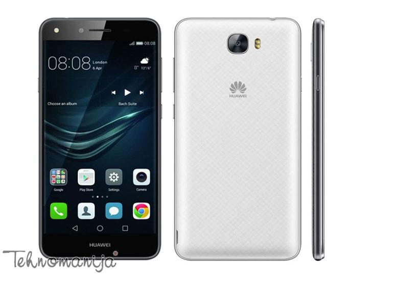 HUAWEI telefon mobilni Y6 II DS WHITE
