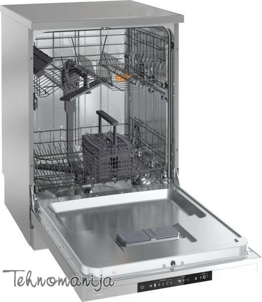 GORENJE Mašina za pranje sudova GS 63160 S, Samostojeća