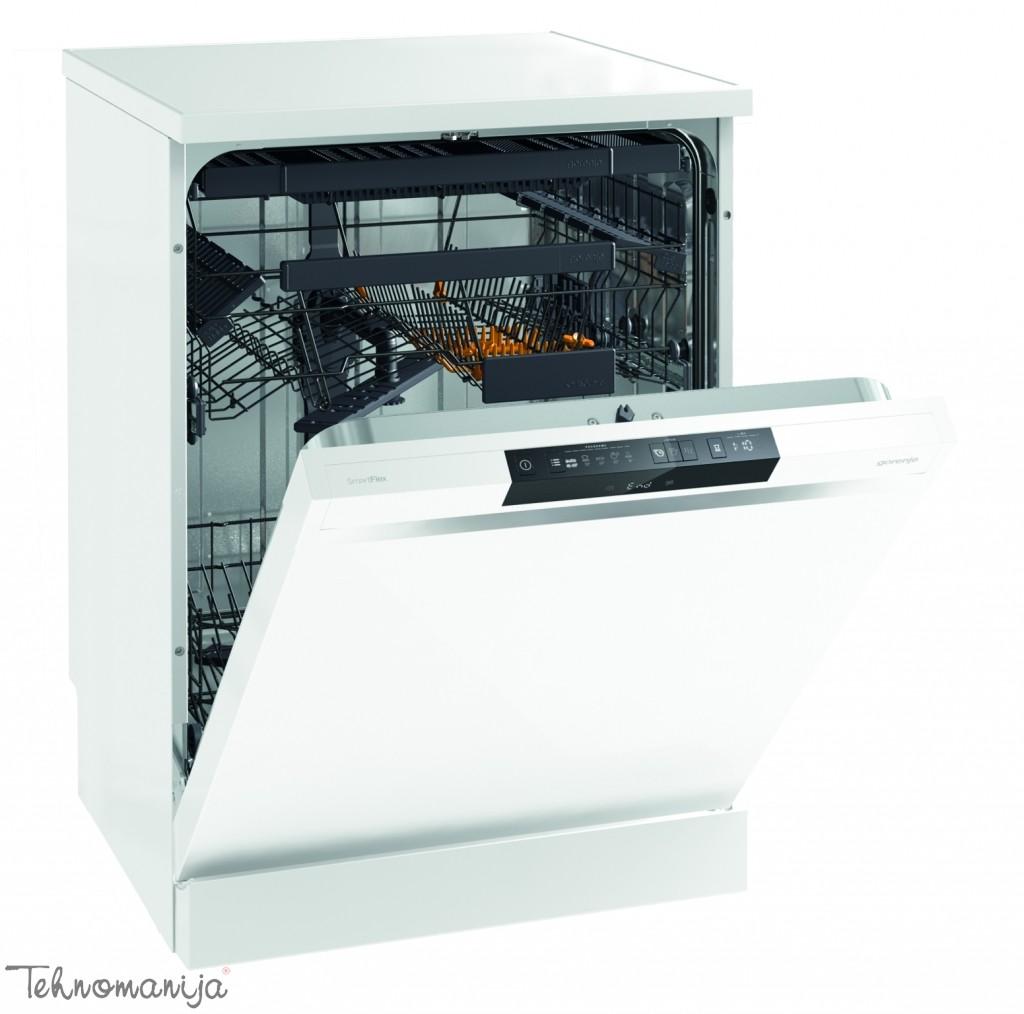 GORENJE Mašina za pranje sudova GS 65160 W, Samostalna