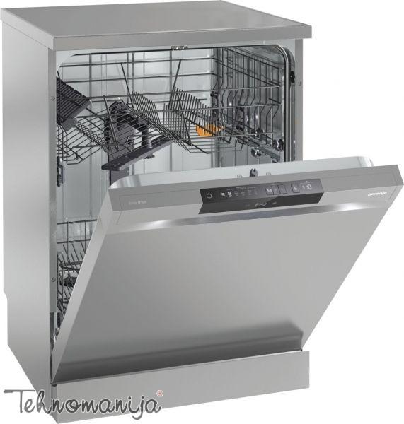 GORENJE Mašina za pranje sudova GS 65160 X, Samostalna