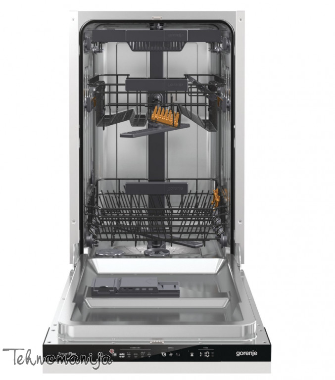 GORENJE Ugradna mašina za pranje sudova GV 55110