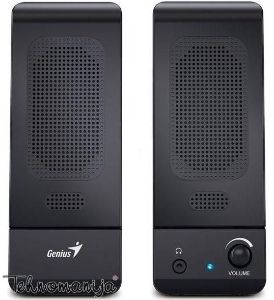 GENIUS Zvučnici za kompjuter SP U120 BLACK
