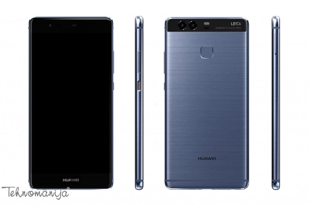 HUAWEI telefon mobilni P9 BLUE